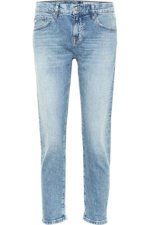 AG Jeans Jeans Ex-Boyfriend a vita bassa