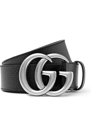 Gucci Uomo Cinture - 4cm Full-Grain Leather Belt