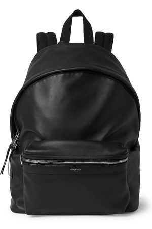 Saint Laurent Uomo Portafogli e portamonete - City Leather Backpack