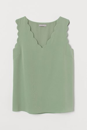 H&M Camicetta senza maniche
