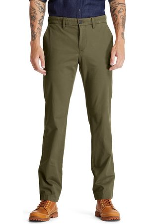 Timberland Pantaloni Chino Da Uomo In Twill Squam Lake In