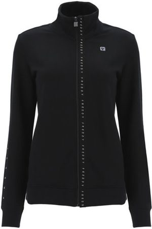 Freddy Donna Giacche di pile - C/Zip Brushed Stretch Fleece - giacca fitness - donna