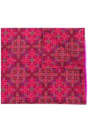 Yves Saint Laurent Foulard con stampa
