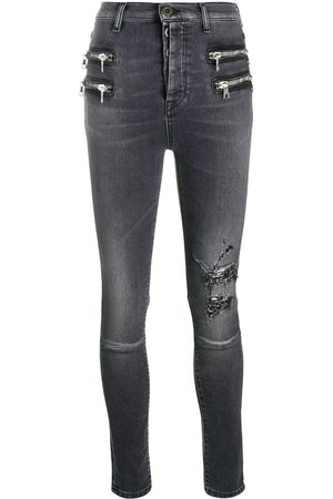 Unravel Project Jeans effetto vissuto