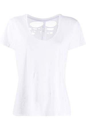 Unravel Project T-shirt effetto vissuto