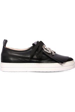 """Roger Vivier Sneakers """"call Me Vivier"""" In Pelle 20mm"""