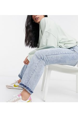 Urban Bliss Jeans dritti lavaggio medio