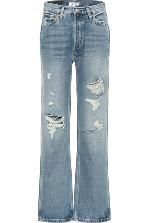 RE/DONE Jeans regular 90's Loose