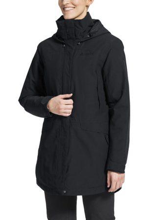 Vaude W's Skomer Wool - giacca con cappuccio - donna. Taglia I42 D38
