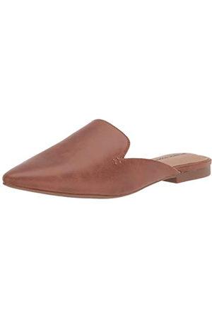 Amazon Pointy Toe Mule with Mini Heel, Chiaro, EU 38