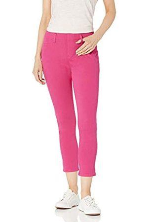 Amazon Pull-on Knit Capri Jegging Pants, Brillante, Medium Long