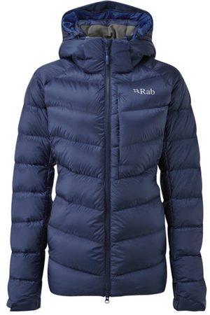 Rab Axion Pro WMNS - giacca piumino con cappuccio - donna. Taglia 8