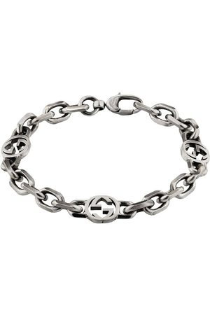Gucci Bracciale a catena Interlocking G - Color