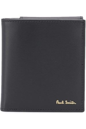 Paul Smith Portafoglio bi-fold con stampa