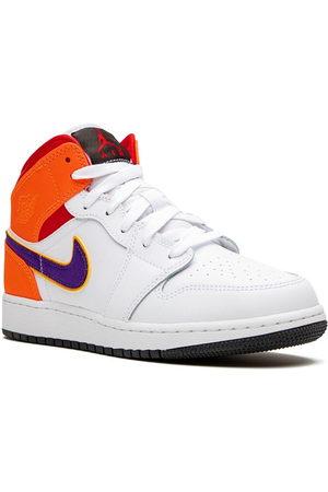 Jordan Kids Bambino Sneakers - Sneakers Air Jordan 1 MID (GS) Three Peat