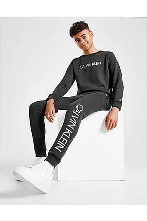 Calvin Klein Jeans Institutional Logo Crew Sweatshirt Junior