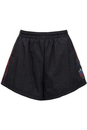 adidas Shorts Con Banda Laterale