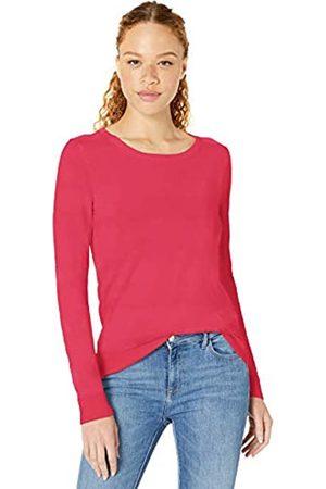 Amazon Lightweight Crewneck Sweater Pullover-Sweaters, Brillante, US S