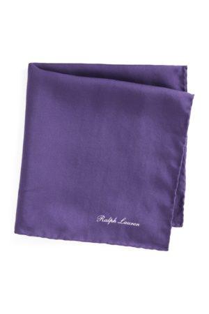 Ralph Lauren Uomo Papillon - Fazzoletto in seta di gelso