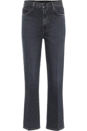 J Brand Jeans Julia a vita alta cropped