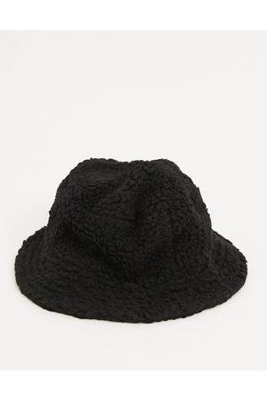 ASOS Cappello da pescatore in pile borg