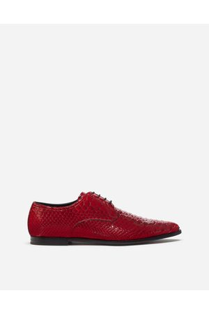 Dolce & Gabbana Collection - DERBY IN PITONE