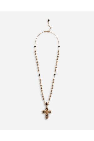 Dolce & Gabbana Bijoux - COLLANA PENDENTE CROCE