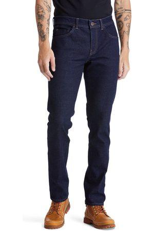 Timberland Uomo Jeans - Jeans Da Uomo Elasticizzati Sargent Lake In Indigo Indigo