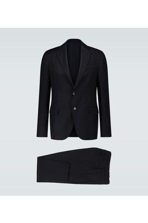 LARDINI Completo Easy Wear in lana