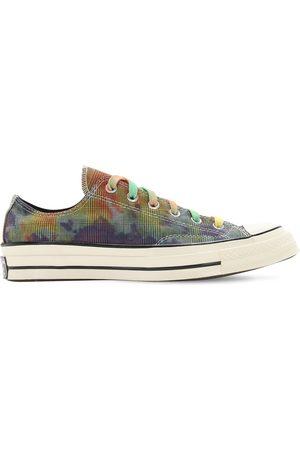 """Converse Sneakers """"ct70 Tie Dye Plaid"""""""