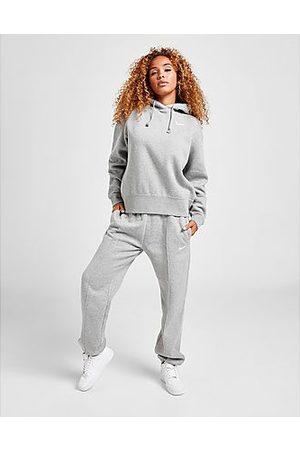 Nike Swoosh Fleece Pantaloni della tuta Donna, Grey