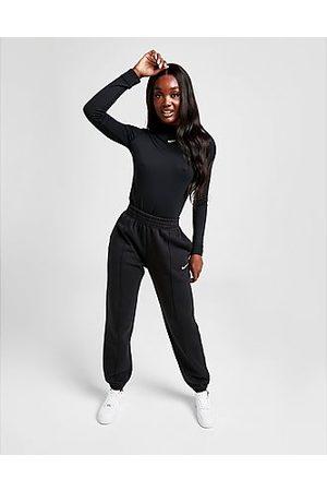 Nike Swoosh Fleece Pantaloni della tuta Donna, Black