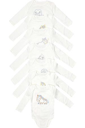 Stella McCartney Baby - Set di 7 body in cotone