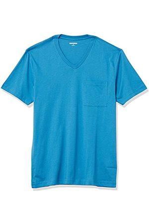 Goodthreads The Perfect V-Neck Maglietta Manica Corta Cotone Novelty-t-Shirts, Scarpette a Strappo Voltaic 3 Velcro Fade-Bambini, XX-Large Tall