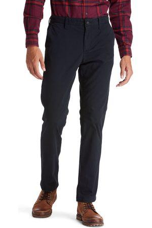 Timberland Pantaloni Chino Da Uomo In Twill Squam Lake In Colore Colore