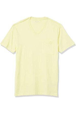 Goodthreads The Perfect V-Neck Maglietta Manica Corta Cotone Novelty-t-Shirts, Limonata, US XXXL