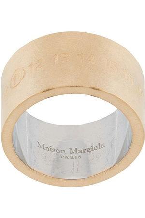 Maison Margiela Anelli - Anello Numbers inciso