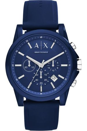 Armani Uomo Orologi - Fashion Watch Silicone