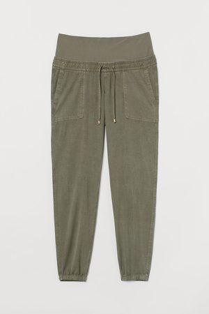H&M Donna Joggers - MAMA Joggers in misto lyocell
