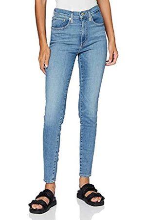 Levi's Mile High Super Skinny Jeans, , 26 28 Donna