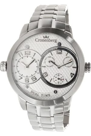 Cronenberg Orologio al Quarzo Man 12079W1_P 51.0 mm