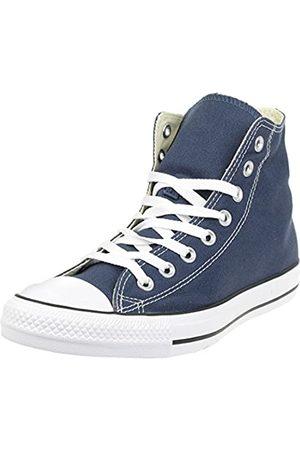 Converse Chuck Taylor All Star Hi, Sneaker unisex adulto, Blu , 37.5