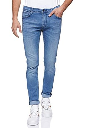 Lee Luke Jeans Slim, Blu , W33/L30 Uomo