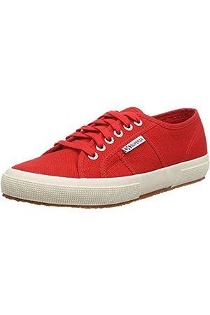 Superga 2750-COTU Classic, Sneaker Uomo, Rosso , 36 EU