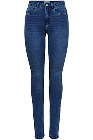 Only Onlroyal High Waist Skinny Jeans, , 34W / 34L Donna