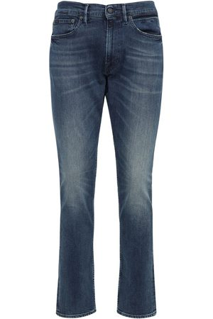 Polo Ralph Lauren Jeans Slim Fit In Di Cotone Stretch