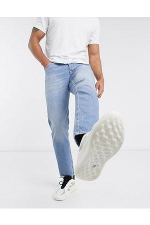 ASOS Jeans stretch affusolati lavaggio scuro rétro