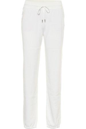 Loro Piana Pantaloni sportivi Quiberon in seta e cotone