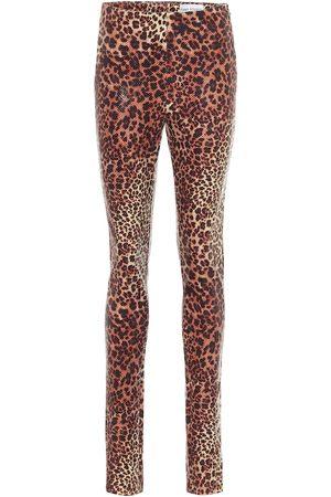 Stand Studio Leggings Cordelia a stampa leopardo
