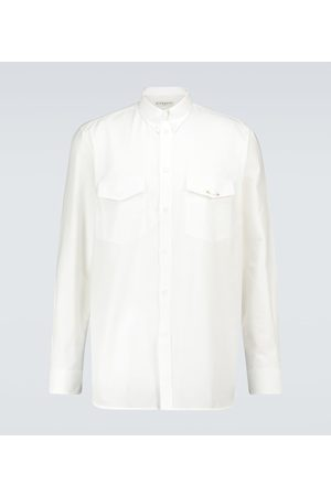 Givenchy Camicia in cotone oxford